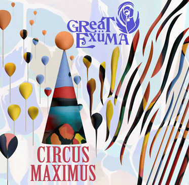 Circus Maximus Album Cover